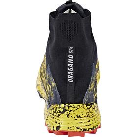 La Sportiva Uragano GTX Running Shoes Herren black/yellow